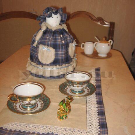 """Set für den """"5 Uhr-Tee"""""""