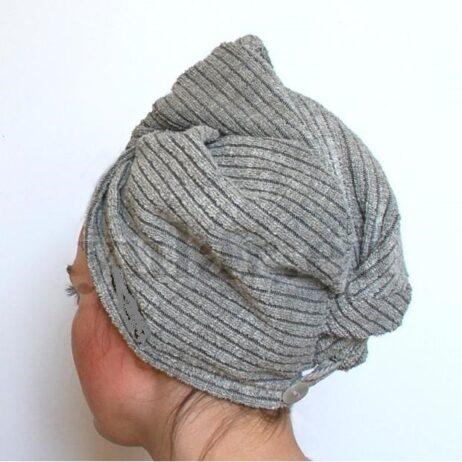 Mütze – Turban für die Sauna (klein) CL240 PRESTIGE