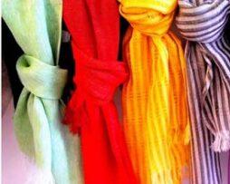 Шали, шарфы и платки