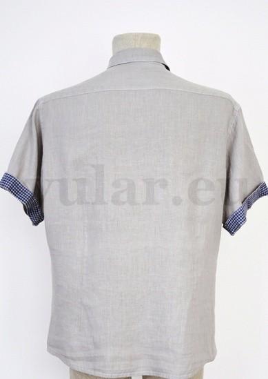Leinenhemd LH 709050PO/spT25/2